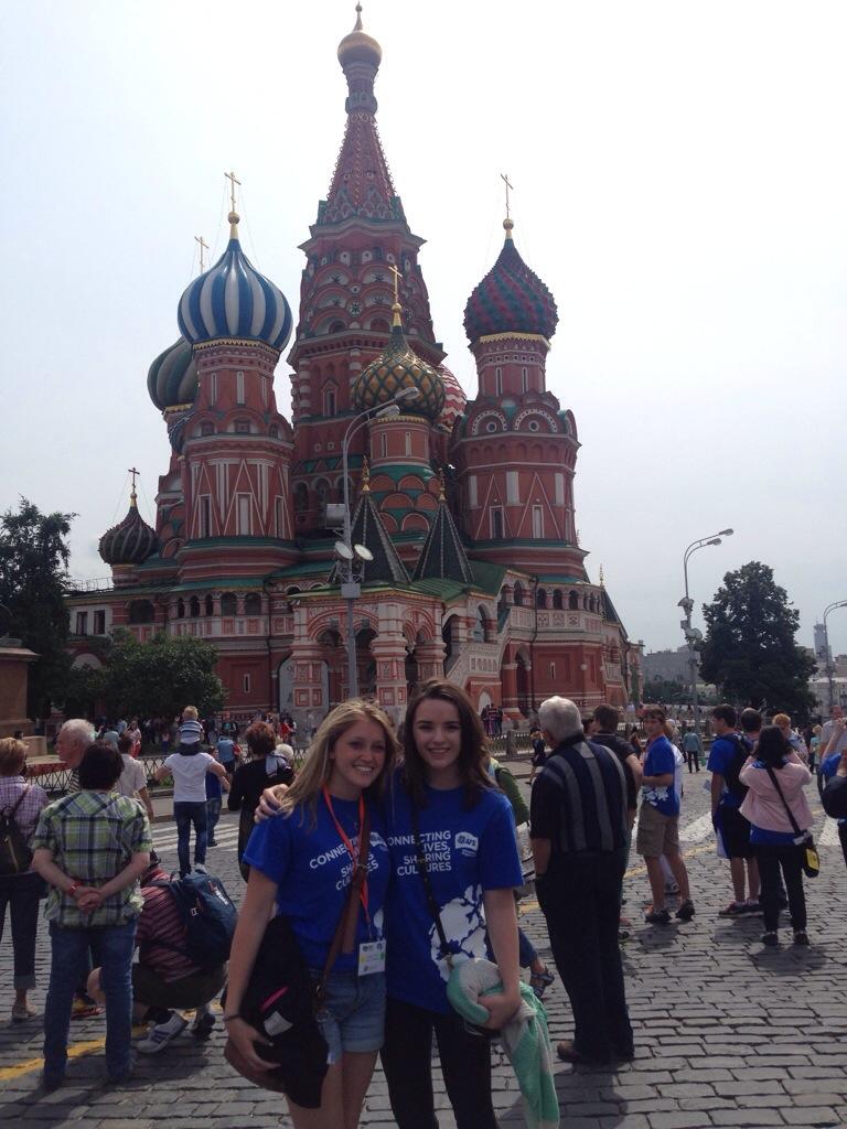 Update from Kirov!